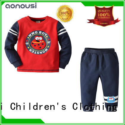 Aonousi clothing boy clothing for kids