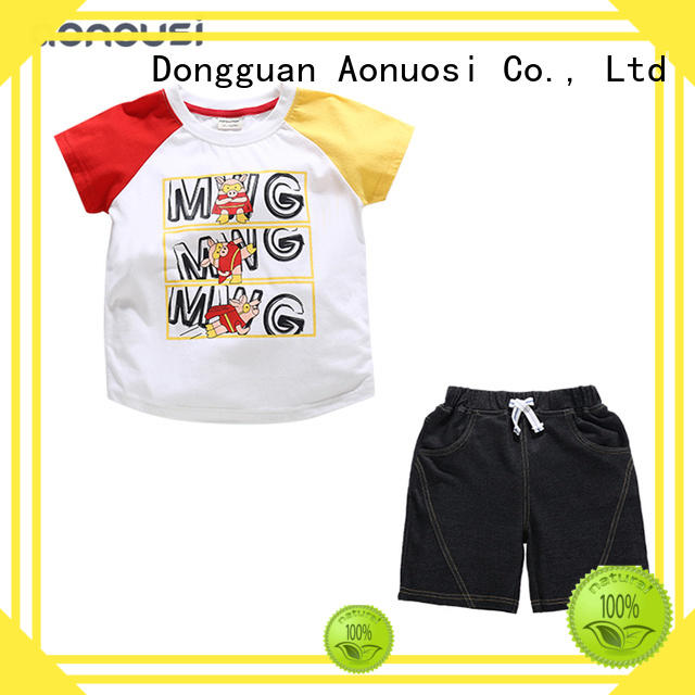 childrens clothing shirts for boys Aonousi