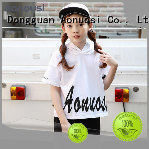 Aonousi popular kids clothes sets for girls