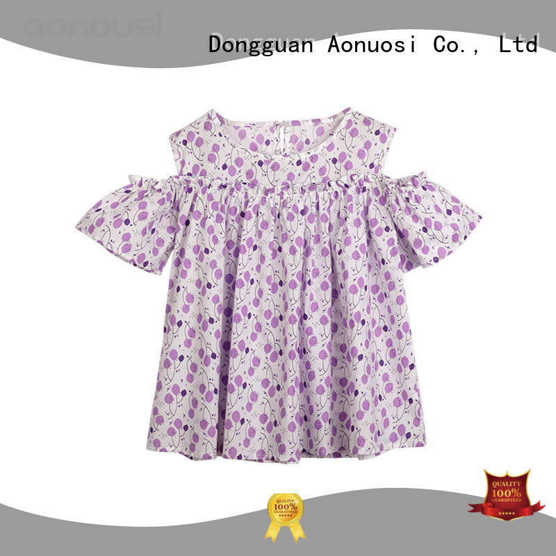 Best black sleeve shirt girl baby Suppliers for kids