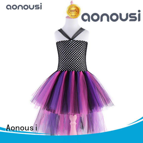 Aonousi hotselling girls boutique clothing for kids