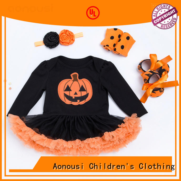 Aonousi newest childrens clothing from manufacturer for kids