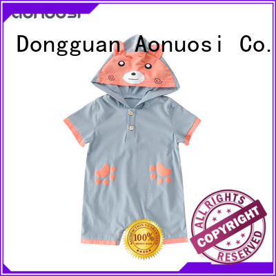 Aonousi short cute newborn baby clothes free design for girls