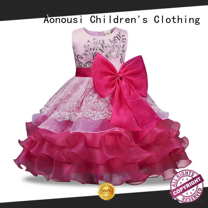 Aonousi leisure wholesale kids clothing suppliers factory price for kids
