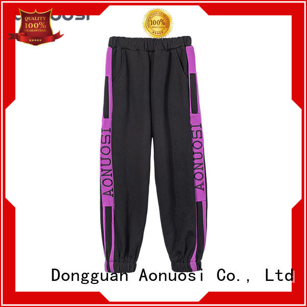 Aonousi quality customised kids clothes factory for kids