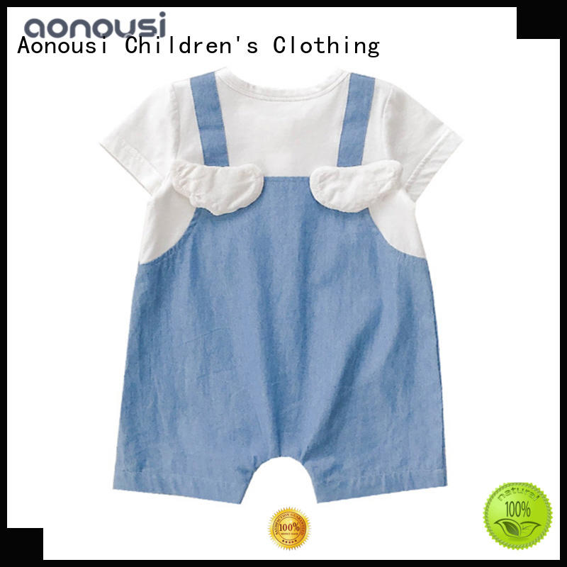 Aonousi summer children's boutique clothing wholesale widely-use for girls