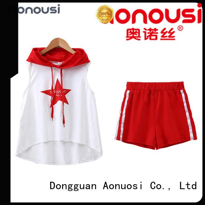 Aonousi selling girls fashion set for kids