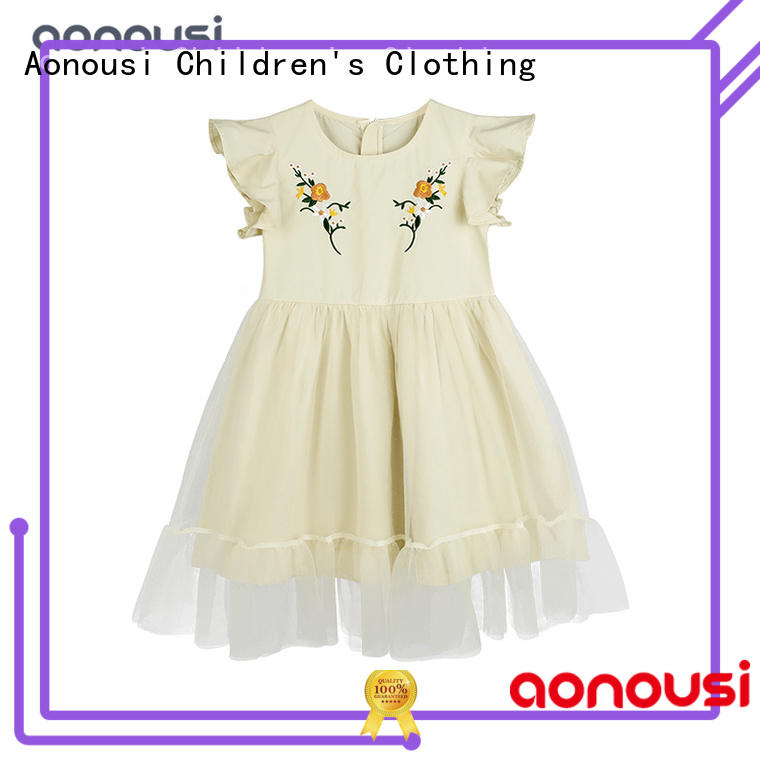 Wholesale kids fashion clothes skirts manufacturers for kids