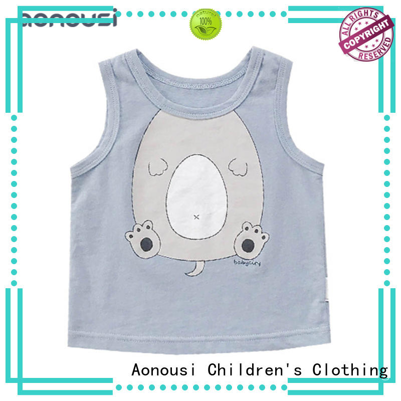 Aonousi crawling baby and kids clothingkids fashion cloth for business for baby