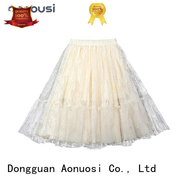 Aonousi Top girls dress clothes Supply for kids