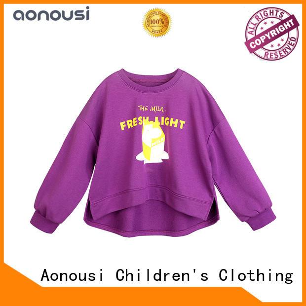 Children Clothes Casual Sweatshirt Girls Long Sleeve kids Tops Tees Girls Hoodies china wholesale girls clothing