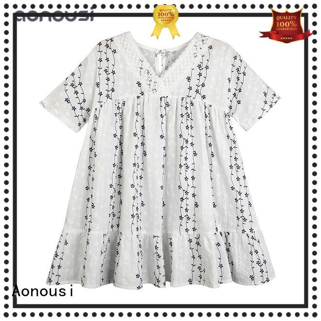 Aonousi bohemias toddler girl clothes manufacturers for kids