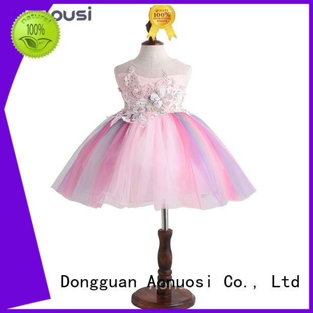 Wholesale party wear frocks for 3 year old for baby