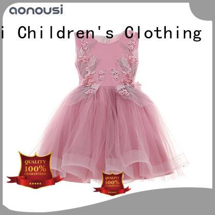 Aonousi High-quality girls party dress sale company
