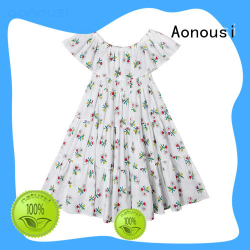 Aonousi nice customised kids clothes childrens for kids