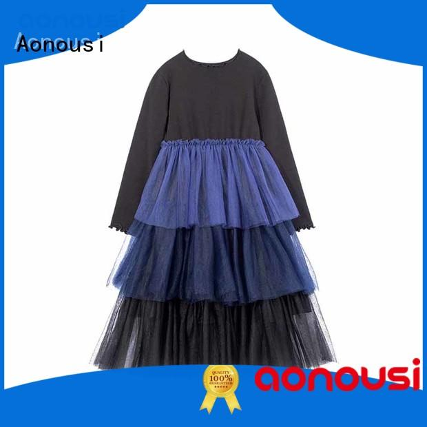 Aonousi lace girls fashion skirts for business for girls
