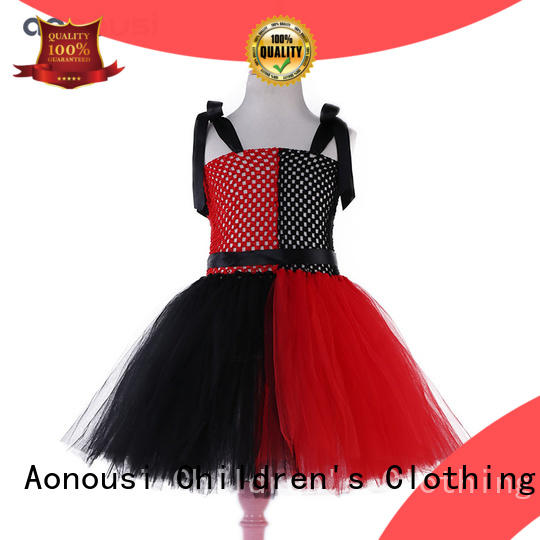 Aonousi hot-sale girls clothes wholesale for kids
