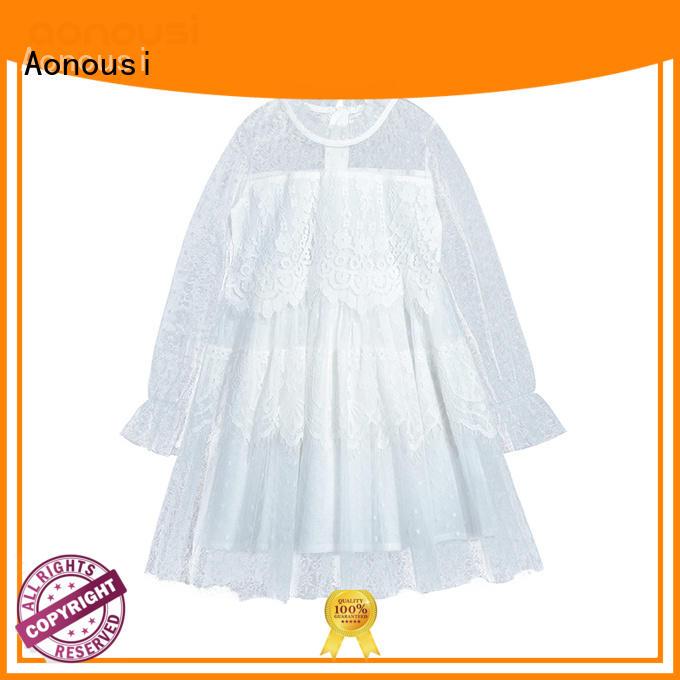 Custom little girl wholesale boutique clothing flower factory for kids