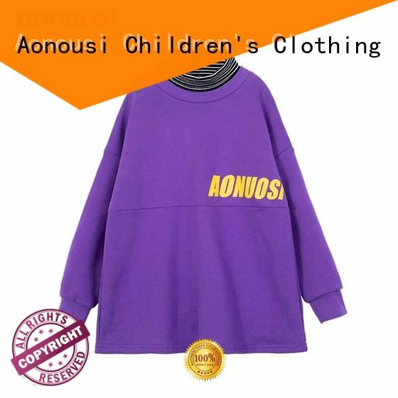 Aonousi new-arrival cheap girls trousers company for girls
