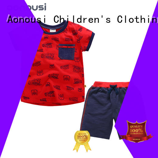 Aonousi suit boys dress clothes factory for kids