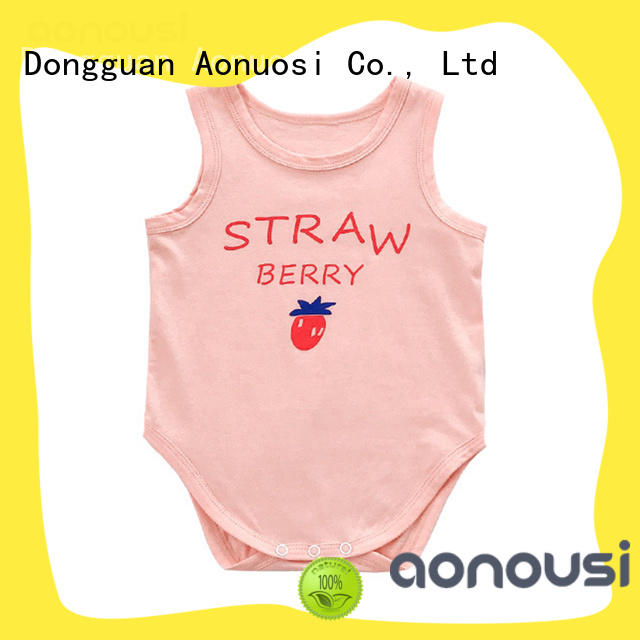 Aonousi inexpensive baby cloth factory price for boys