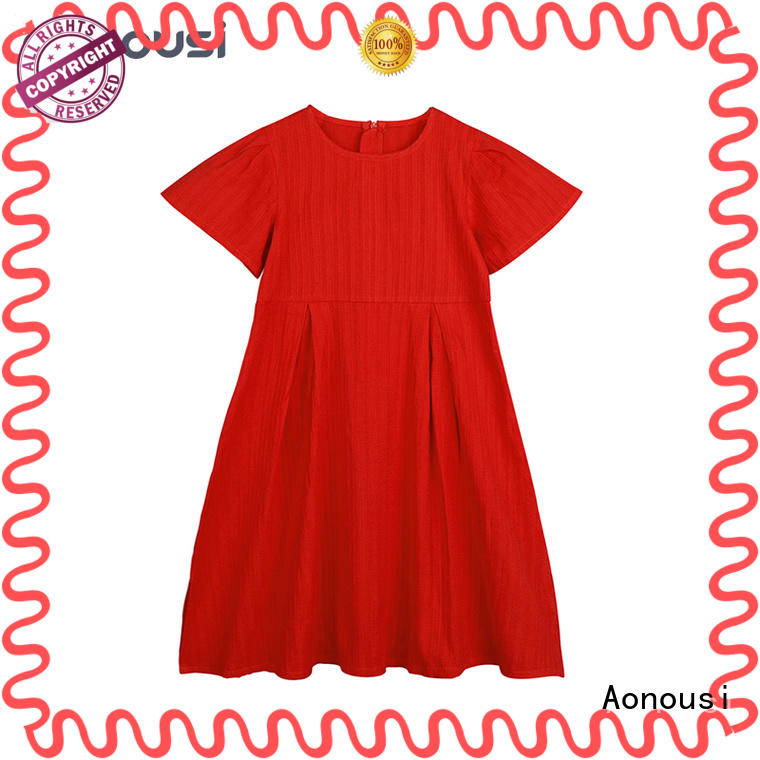 Aonousi hot-selling quality children's clothing wholesale Suppliers for girls