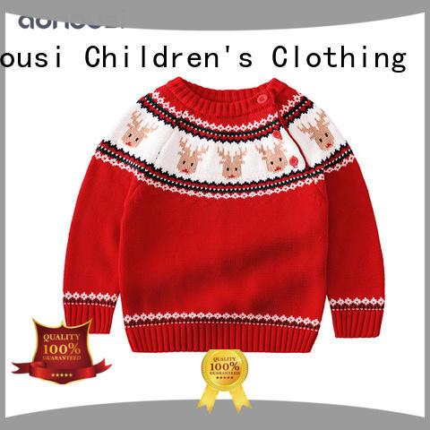 Aonousi Top girls white short sleeve cardigan Supply for kids