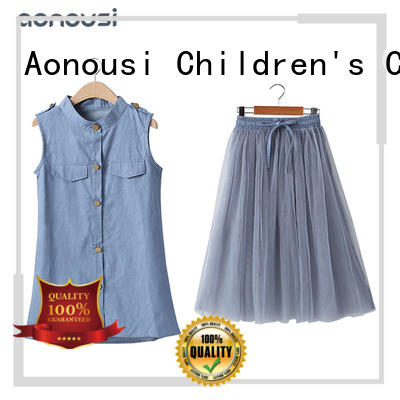 Aonousi blue baby girl sets manufacturers for girls