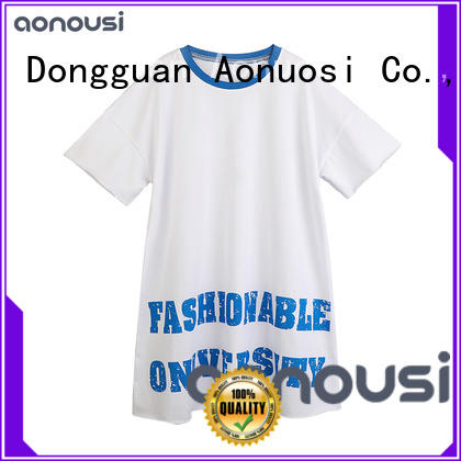 Aonousi mediumlong kids fashion clothes free design for girls