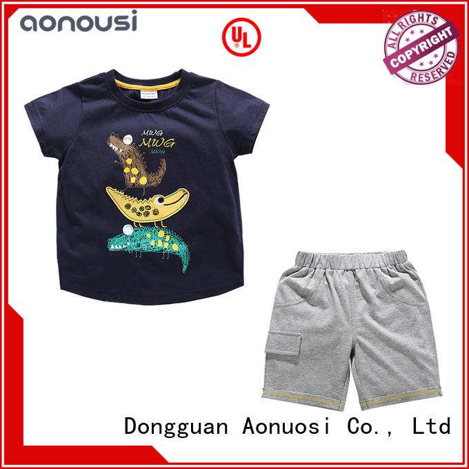 Aonousi Wholesale children's boutique clothing wholesale company for boys