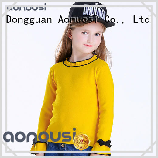 Aonousi new-arrival childrens clothing for girls