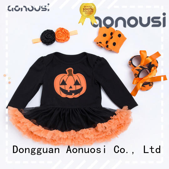 Aonousi splendid girls clothes wholesale factory price for girls