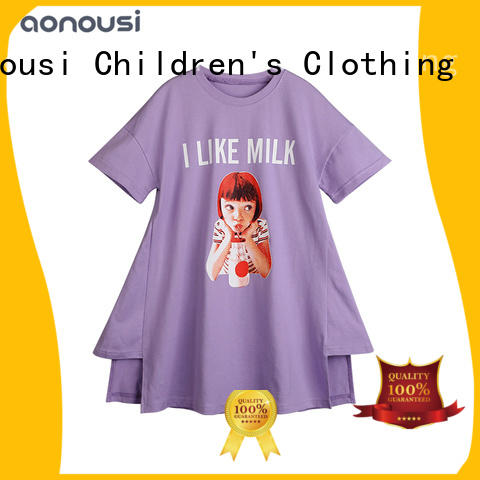 Aonousi special cool skirts for girls for kids