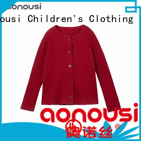 Custom girls boutique clothing checked company for girls