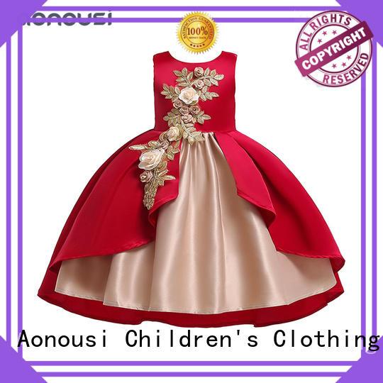 Custom baby girl dresses party wear