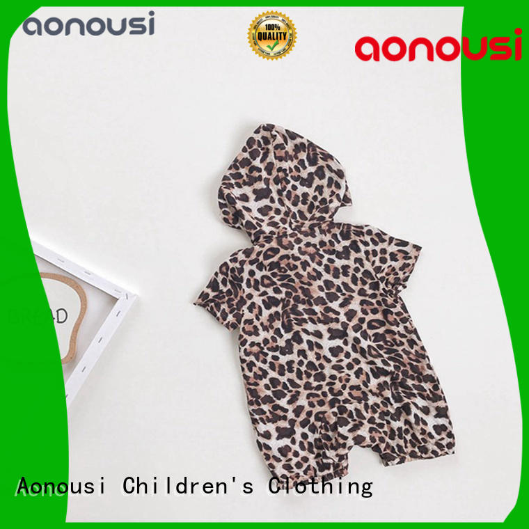 Aonousi jacquard wholesale children's boutique clothing suppliers from manufacturer for boys