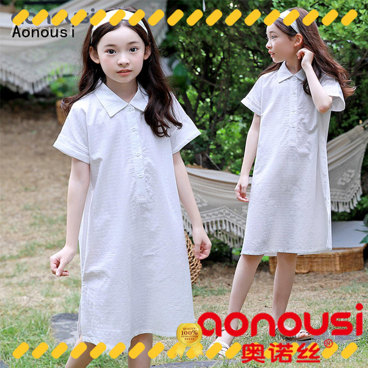 Aonousi special baby girl clothes sale bulk production for girls