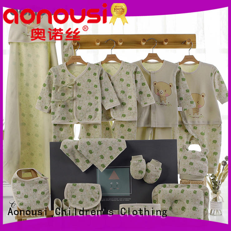 Aonousi inexpensive modern baby clothes manufacturers for baby