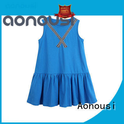 Aonousi best childrens clothing bulk production for girls