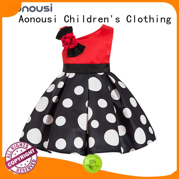 Aonousi new-arrival girls boutique clothing free quote for girls