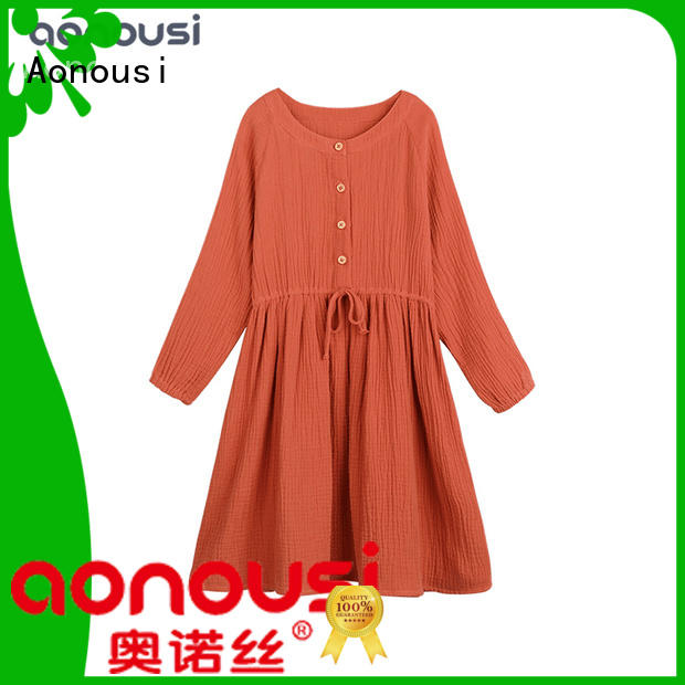 Custom girls red corduroy skirt color Suppliers for girls
