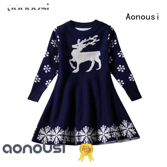 Aonousi style girls boutique clothing order now for kids