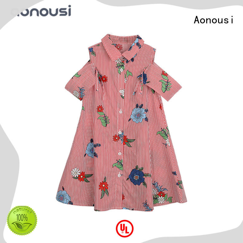 Aonousi exquisite trendy baby girl clothes manufacturers for girls