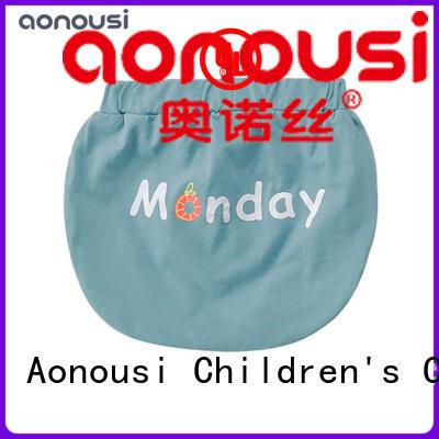 Aonousi cotton wholesale baby clothes long-term-use for kids