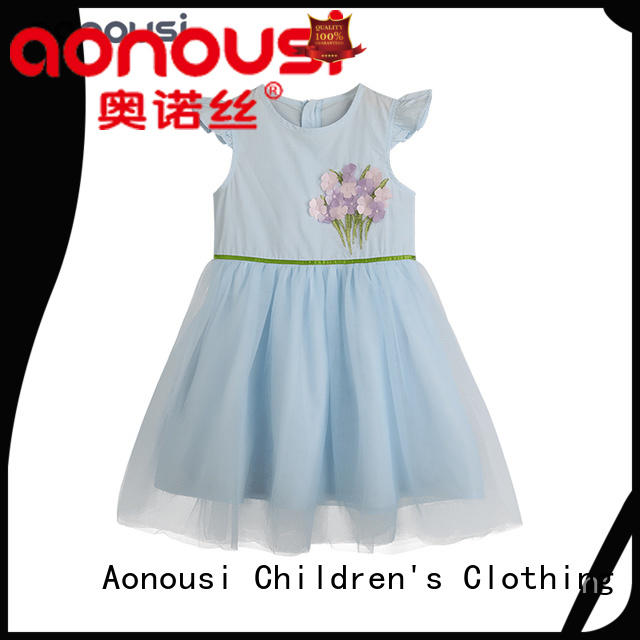 Aonousi new-arrival children and baby clothes for wholesale for girls