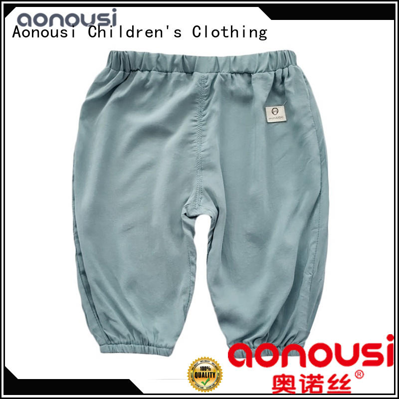 Aonousi shirts childrens clothing from manufacturer for girls