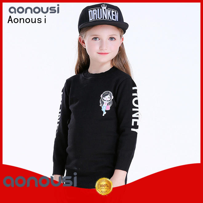 Custom beautiful sweaters for girls Suppliers