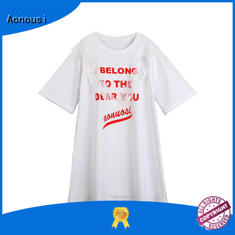 Aonousi fine- quality girls dress clothes company for girls